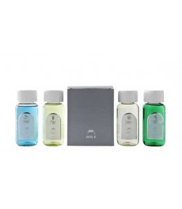 Set 4 esente (4 X 90 ml) Eucalyptus | Lemon | Pine | Lavender